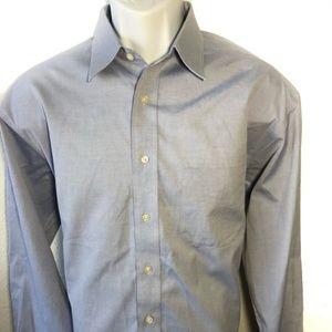 Jos. A. Bank Men's Shirt Long Sleeve Size 15.5